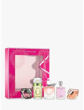 Lancôme Miniatures Fragrance Gift Set by Lancôme