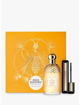 Guerlain Aqua Allegoria Mandarine Basilic 50ml Eau De Toilette Fragrance Gift Set by Guerlain
