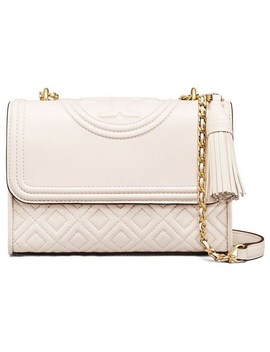 Fleming Small Convertible Shoulder Bag by Tory Burch