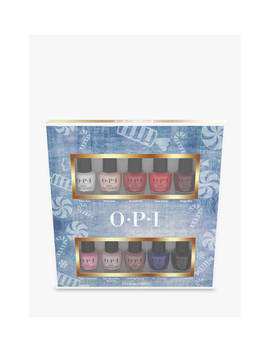 Opi Mini Nail Lacquer 10 Pack Gift Set by Opi