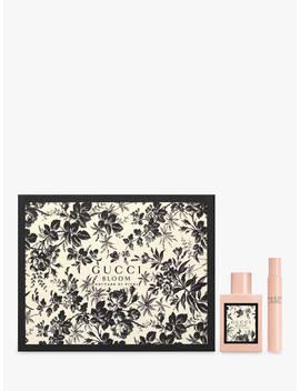 Gucci Bloom Nettare Di Fiori 50ml Eau De Parfum Fragrance Gift Set by Gucci