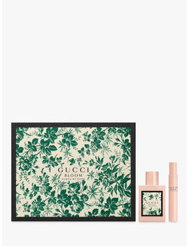 Gucci Bloom Acqua Di Fiori  50ml Eau  De Toilette Fragrance Gift Set by Gucci
