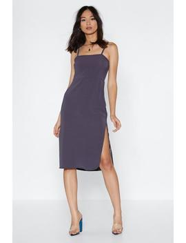 heading-out-satin-dress by nasty-gal