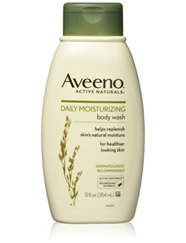Aveeno Daily Moisturizing Body Wash   12 Oz by Aveeno