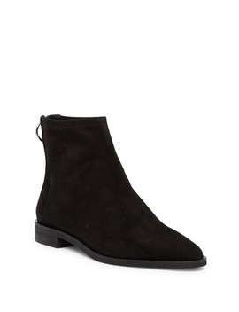 Edie Suede Ankle Boot by Via Spiga