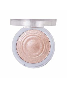 J. Cat You Glow Girl Baked Highlighter 104 Crystal Sand 2.4 Ounces by Jcat Beauty