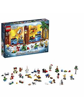 Lego 60201 City Advent Calendar 2018 Christmas Countdown Building Toy For Kids by Lego
