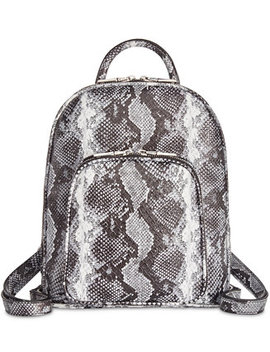 I.N.C. Farahh Snake Backpack, Created For Macy's by Inc International Concepts