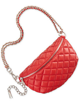 Mandie Convertible Fanny Pack by Steve Madden