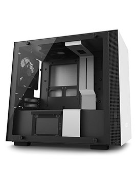 Nzxt Ca H200 W H200 I Mini Itx Pc Housing/Black Matt Weiß/Schwarz by Nzxt