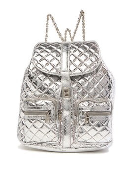 Hollie Large Quilted Backpack by Steve Madden