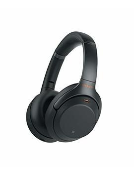 Sony Wh 1000 Xm3 Bluetooth Noise Cancelling Koptelefoon (30 Uur Batterijduur, Touch Sensor, Hoofdtelefoon Connect App, Snelladerfunctie) by Amazon