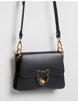 K/Katlock Cross Body Bag by Karl Lagerfeld
