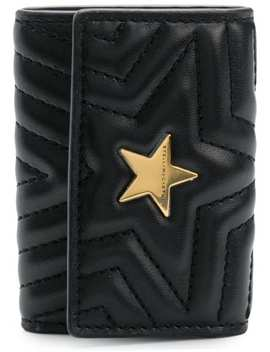 Stella Mc Cartney Stella Star Key Wallethome Women Stella Mc Cartney Accessories Wallets & Purses by Stella Mc Cartney