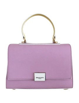 Leather Handbag by Emilio Pucci