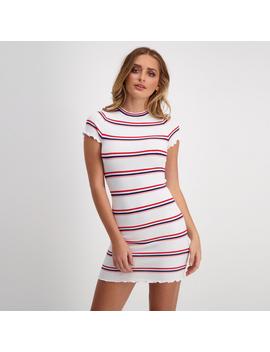 Striped Daze Dress by Ava And Ever