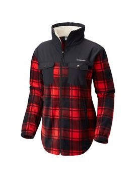 Women's Benton Springs™ Overlay Fleece by Columbia Sportswear