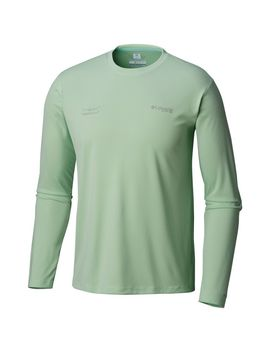 Men's Pfg Zero Rules™ Long Sleeve Shirt by Columbia Sportswear