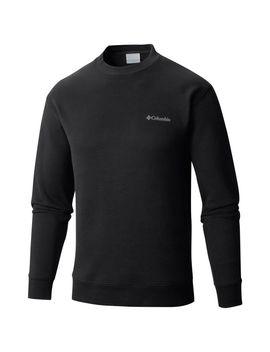 Men's Hart Mountain™ Ii Crew Fleece Sweatshirt by Columbia Sportswear