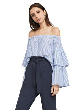 Callison Off The Shoulder Top by Bcbgmaxazria