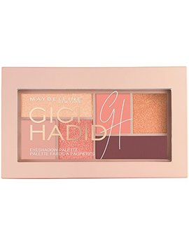Maybelline X Gigi Hadid Eyeshadow Palette Warm 4g by Maybelline