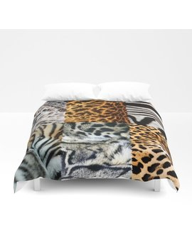 Zoo Duvet Cover by