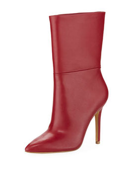 Palisades Leather Booties by Charles By Charles David