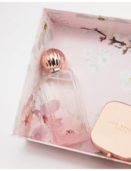 Ted Baker Mia 50ml & Mirror Coffret Gift by Ted Baker