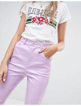 Daisy Street   Pantaloni In Vinile by Asos