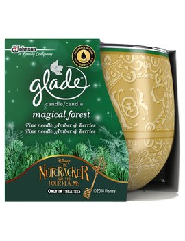 Glade Candle Magical Forest 120g Glade Candle Magical Forest 120g by Wilko