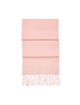 Pure Cashmere Scarf by Aspinal Of London