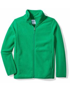 Amazon Essentials Boys' Full Zip Polar Fleece Jacket by Amazon+Essentials