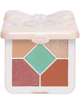 Online Only Birthday Cake Pocket Candy Pressed Powder Palette by Lime Crime