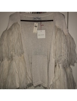 Anthropology Rachel Antonoff Fringe Sweater   Nwt by Rachel Antonoff