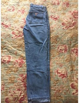 Original Fit Vintage Mom Guess Jeans Size M Blue Wash by Ebay Seller