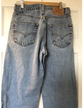 Mom Fit Vintage Womens Jeans, W 30 L 34 by Ebay Seller