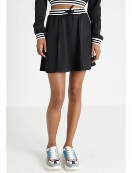 Pamela Reif Track Skirt   Mini Skirts by Na Kd