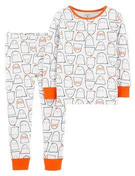 2 Piece Halloween Snug Fit Cotton P Js by Carter's