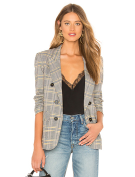 Peaked Label Menswear Blazer by 1. State