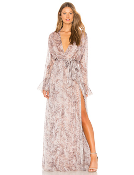 Basilisk Maxi Dress by The Jetset Diaries