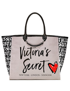 Love Victoria Angel City Tote by Victoria's Secret