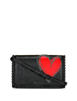 Red Heart Crossbody by Victoria's Secret