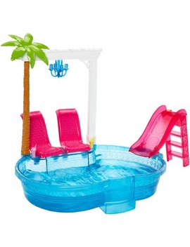Barbie Glam Pool Party Playset by Barbie