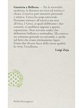 Giustizia E Bellezza by Amazon