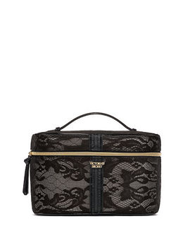 Lace Weekender Train Case by Victoria's Secret