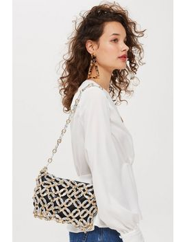 Link Shoulder Bag by Topshop