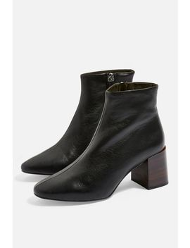 **Marlene Wide Fit Boots by Topshop