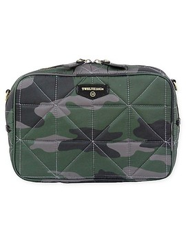 Twelv Elittle Diaper Clutch In Camouflage by Buybuy Baby