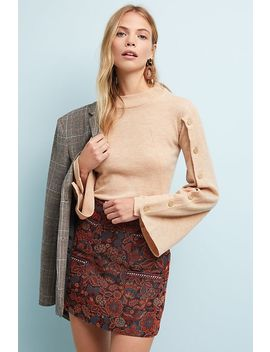 Helena Buttoned Sweater by Tabula Rasa
