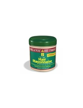 Organic Root Stimulator Hair Mayonnaise by Well